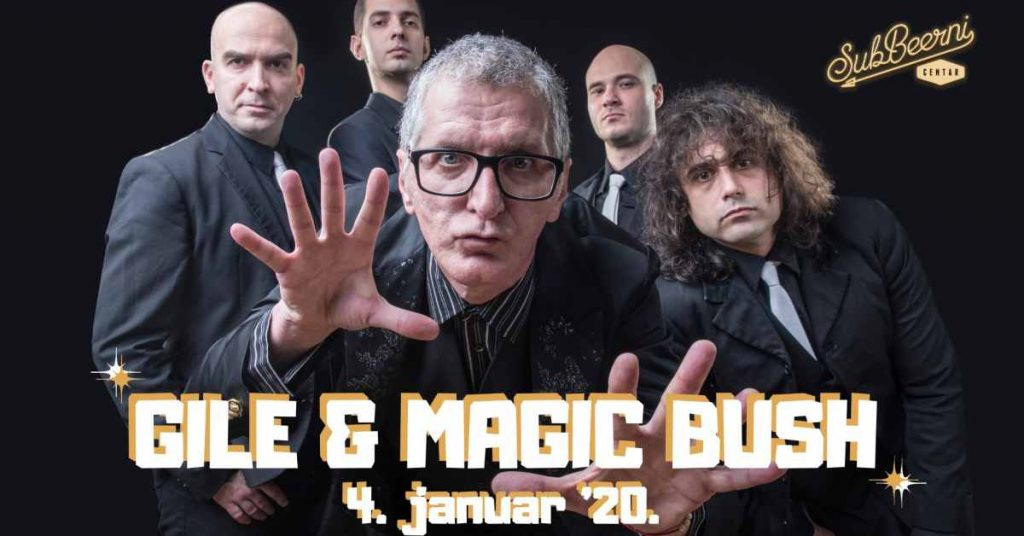 Gile & Magic Bush