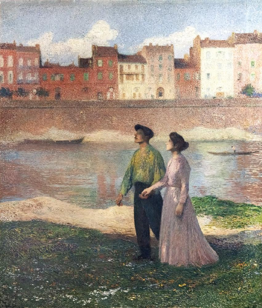 Henri Martin, The Lovers