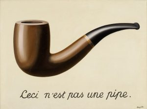 René Magritte This is Not a Pipe