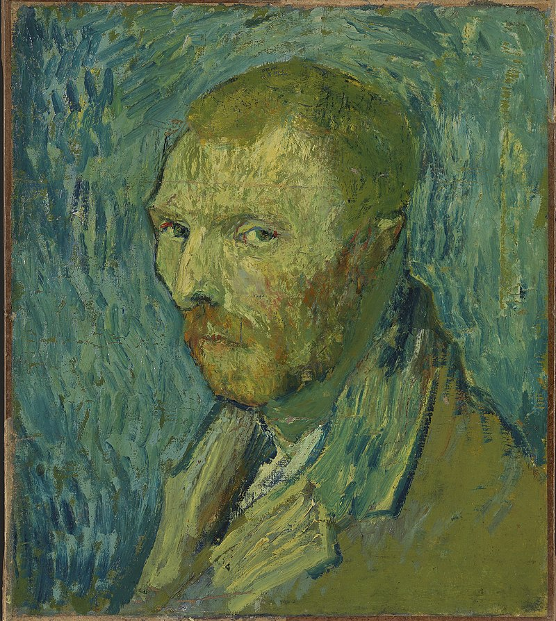 Vincent van Gogh_Self-portrait 1889