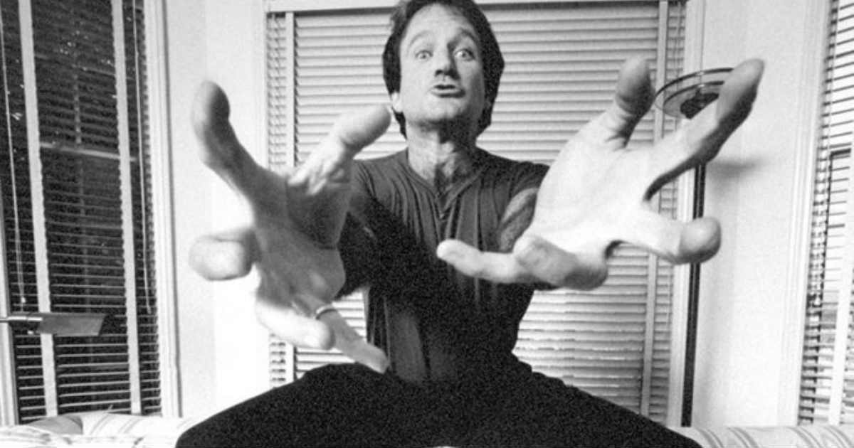 Robin Williams, Come inside my head